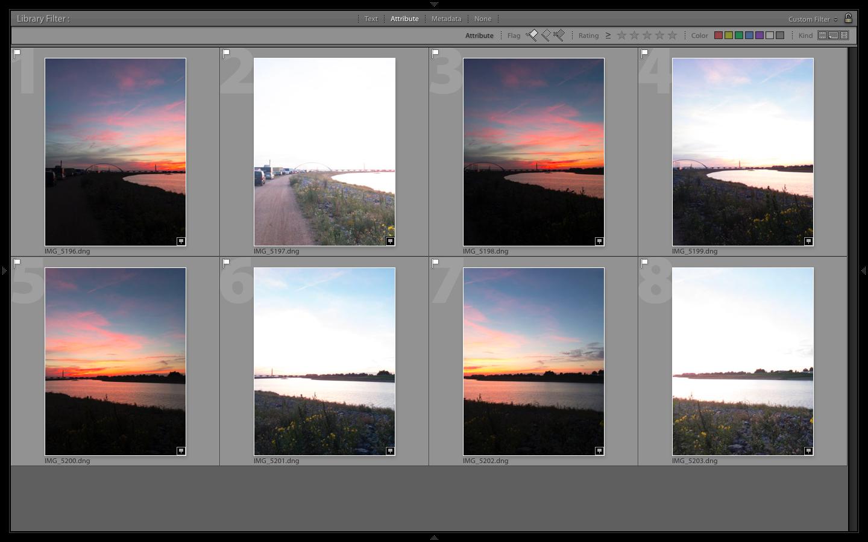 Stitching HDR panoramas using Adobe Lightroom - Aaronweb net